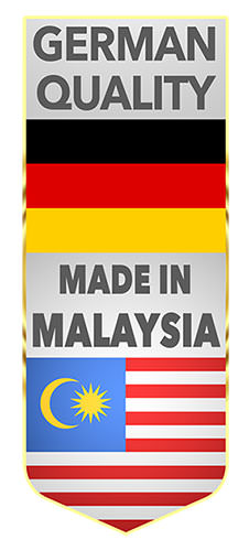 Happywater offers German Quality that is proudly made in Malaysia