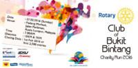HappyWater Sponsor Rotary Club Bukit Bintang