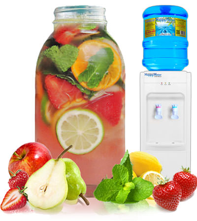 HappyWater Healthy Fruit Infusion