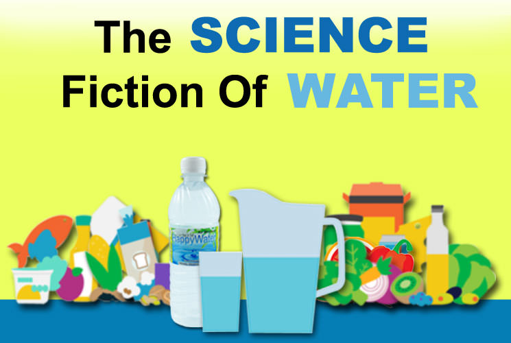 The Science Fiction of Water