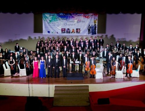 HappyWater is exited to sponsor the Selangor Philharmonic Orchestra