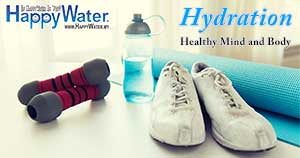 Your body depends on Hydration to survive