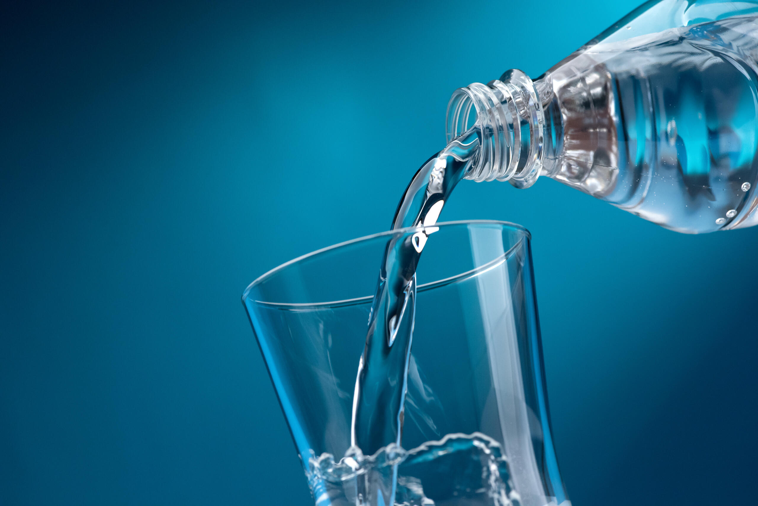 Mineral water may provide minerals to human body but the minerals from broccoli is much higher than mineral water