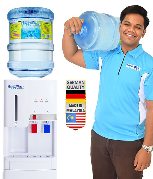 Happy water a trusted source of clean water