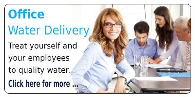 Clean Water conveniently Delivered to your office.