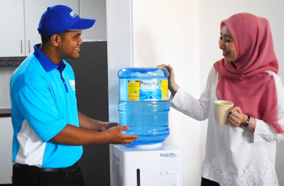 Five gallon Water Bottle Delivery to Home