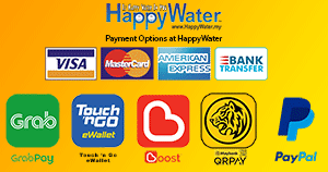 Pay contactless at HappyWater